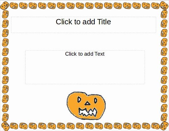 Halloween Costume Certificate Template Elegant 7 Powerpoint Certificate Templates Ppt Pptx
