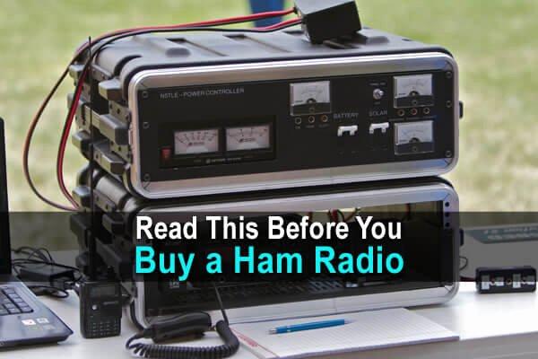 Ham Radio Certificate Maker Elegant Read This before You Buy A Ham Radio