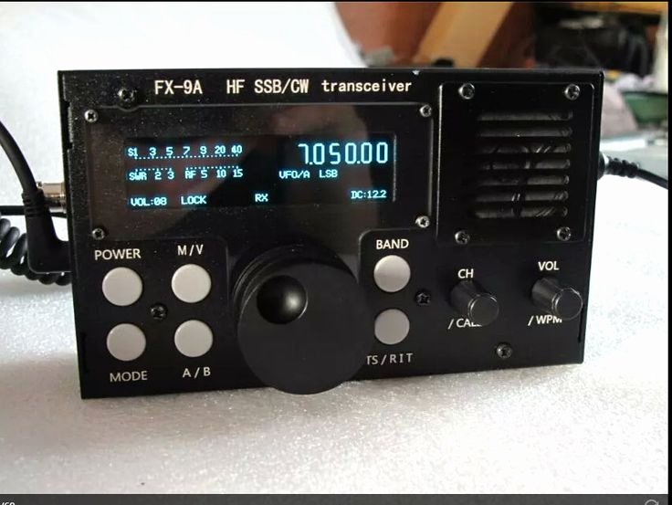 Ham Radio Certificate Maker Lovely Details About Fx 9a Hf 10 Band 10w 15w Hf Transceiver Lsb