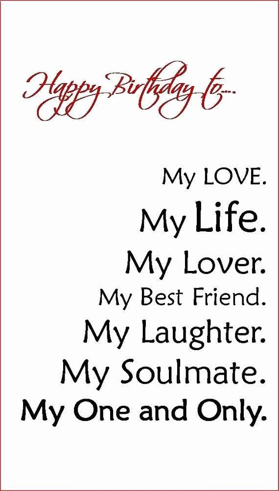 Happy Birthday to My Husband Letter Best Of Best 25 Happy Birthday Boyfriend Ideas On Pinterest