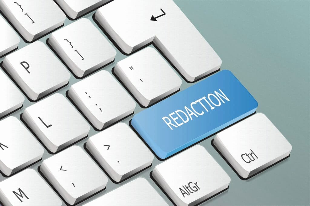 Hard Drive Destruction Certificate Template Inspirational Redaction Written On the Keyboard button Global Document