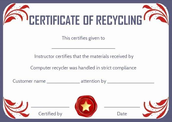 Hard Drive Destruction Certificate Template Luxury 8 Best Certificate Of Destruction Images On Pinterest