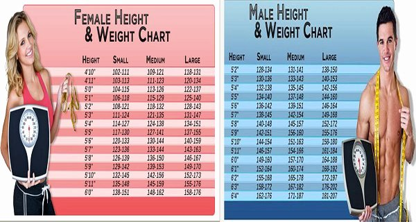 Height and Weight Chart 2016 Best Of Chart This is What You Should Weight According to Age