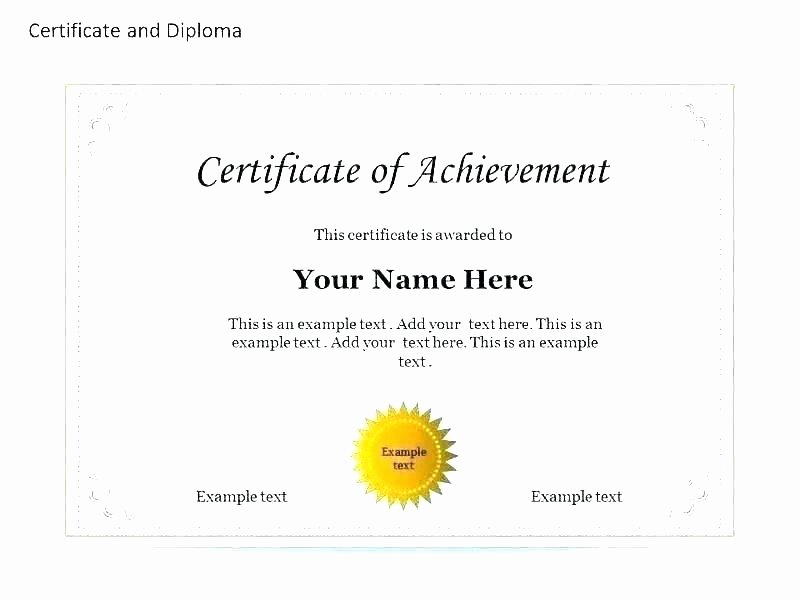 High Quality Certificate Paper Awesome socialgrace