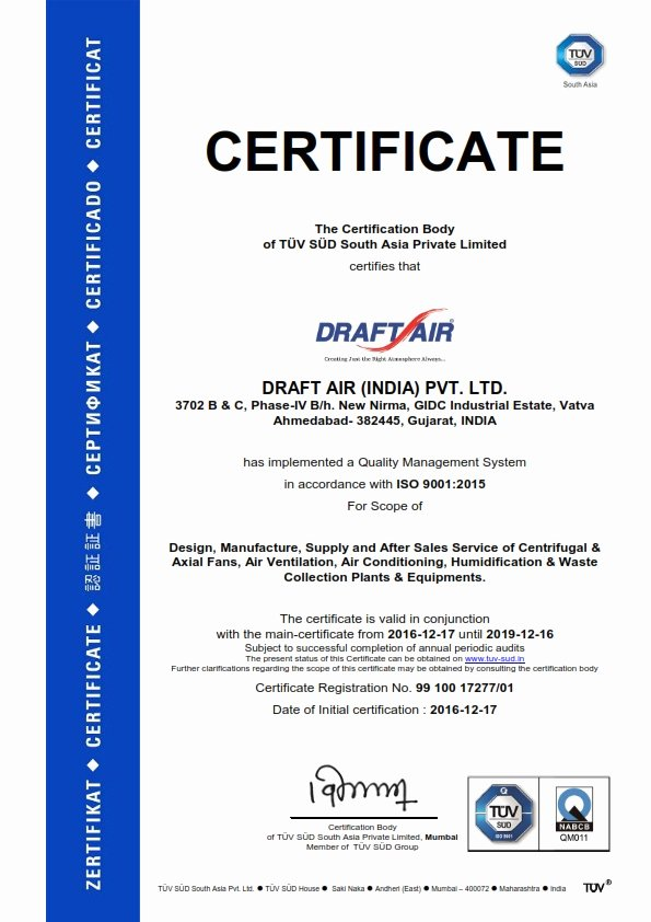 High Quality Certificate Paper New Quality Draft Air Ahmedabad Gujarat India