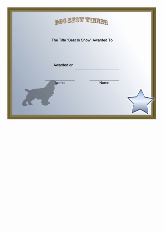 Hole In One Certificate Template Best Of top 13 Winner Certificate Templates Free to In