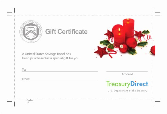 Holiday Gift Certificate Template Inspirational 27 Holiday Gift Certificate Template Pdf Psd Word Ai