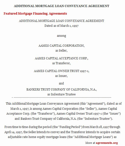 Home Equity Loan Agreement Template Best Of Agreement Template Category Page 57 Efoza