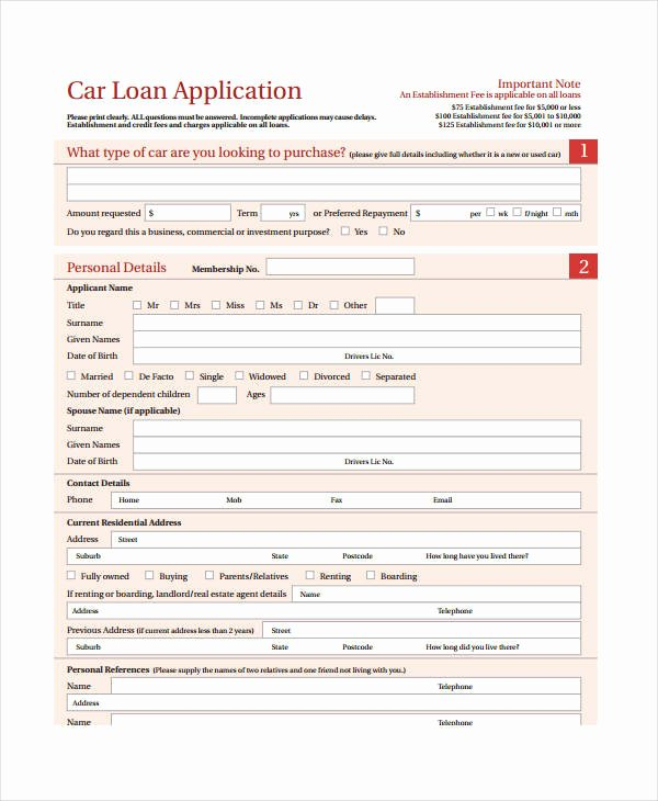 Home Equity Loan Agreement Template Inspirational Vehicle Loan Agreement format