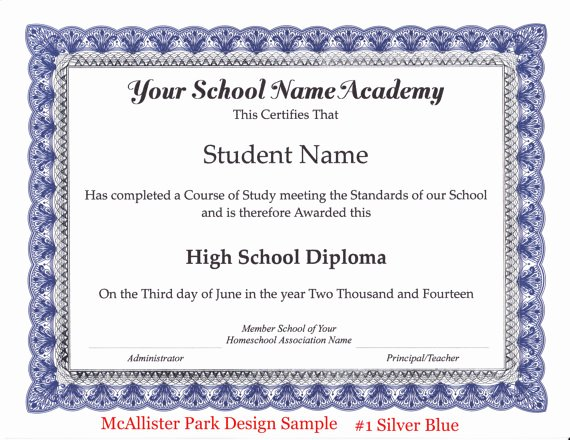 Honor Roll Certificates to Print for Free Unique Homeschool Diploma Certificate and Honor Roll