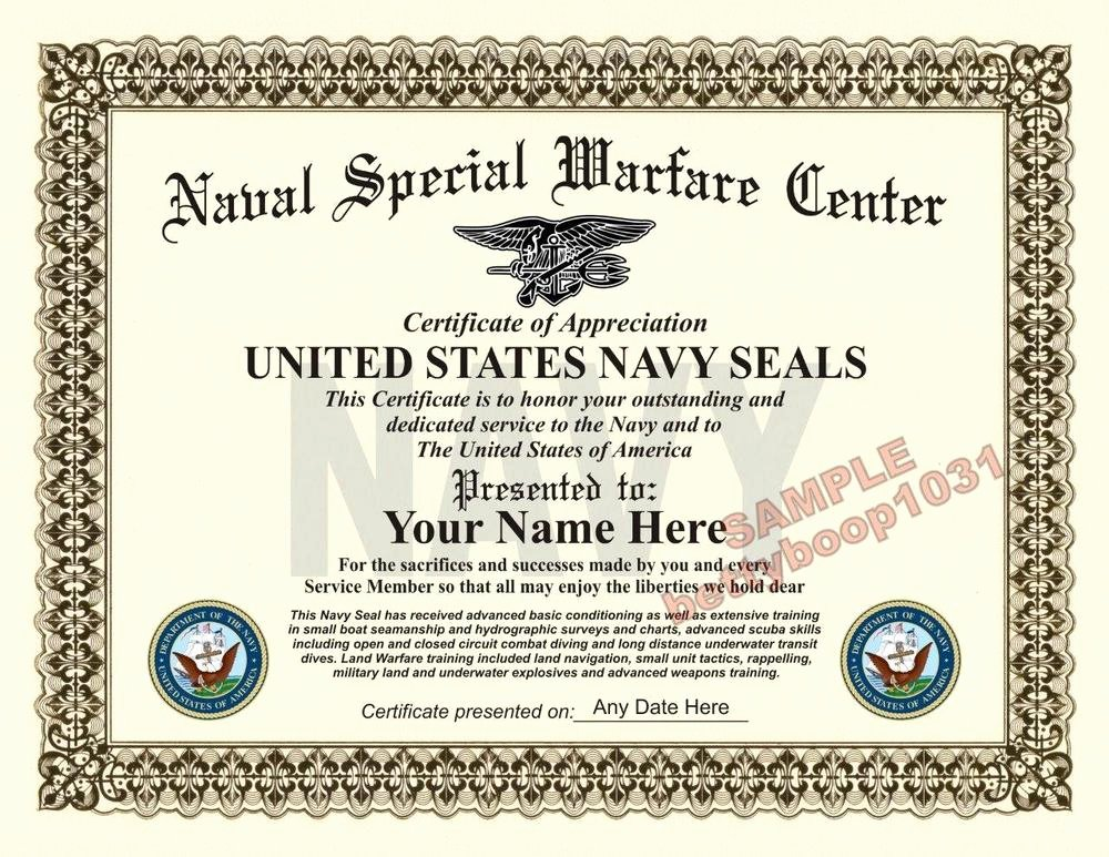 Honorable Discharge Certificate Template Lovely 11 Of Navy Graduation Certificates Template