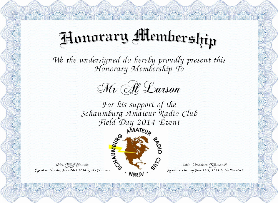 Honorary Life Membership Certificate Template Unique 14 Honorary Life Certificate Templates Pdf Docx