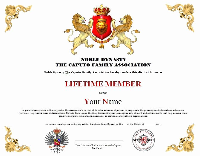 Honorary Member Certificate Template Best Of 30 Honorary Membership Certificate Template