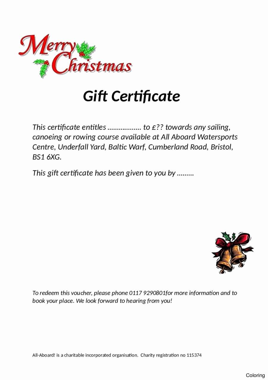 Horseback Riding Gift Certificate Template Fresh Horse Riding Gift Certificate Template Free
