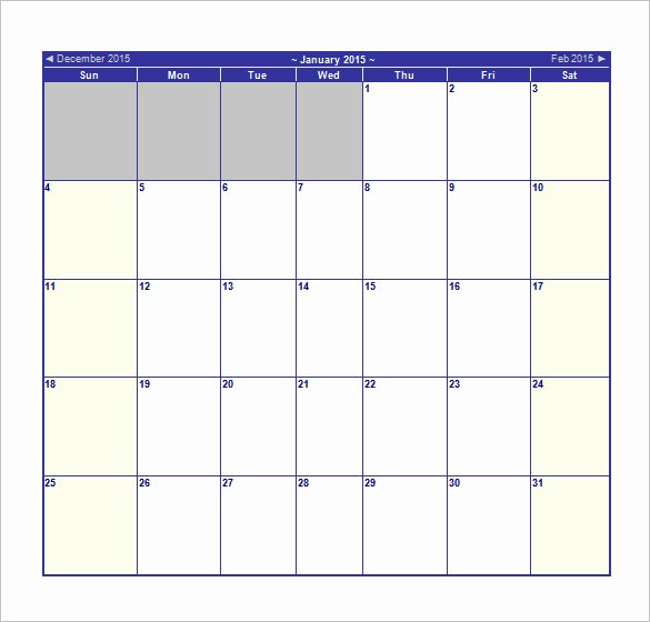 Hourly Calendar Template Unique Blank Schedule Template 23 Free Word Excel Pdf format
