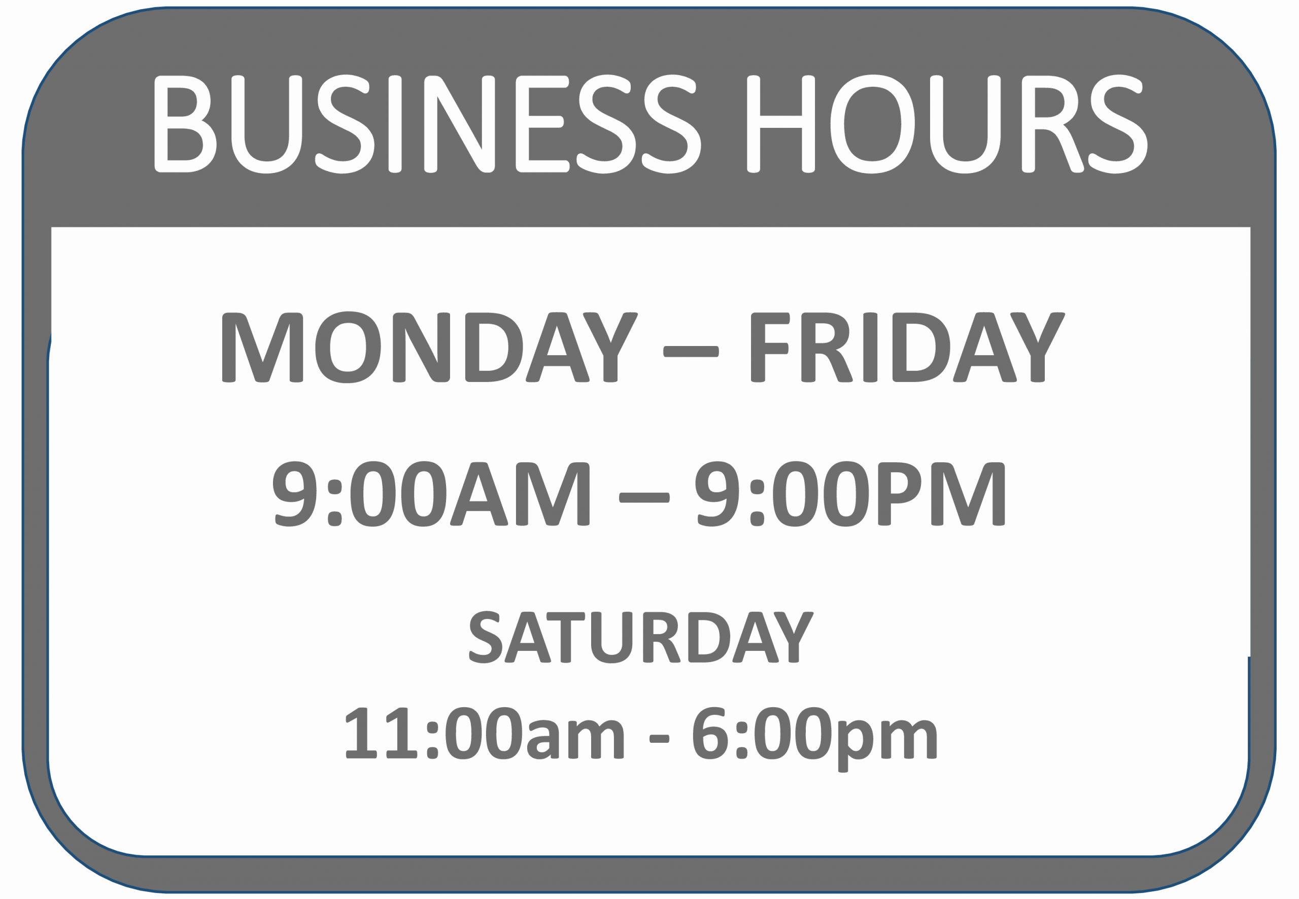 Hours Of Operation Template Microsoft Word Awesome Business Hours Sign Template Business Hours Template Word