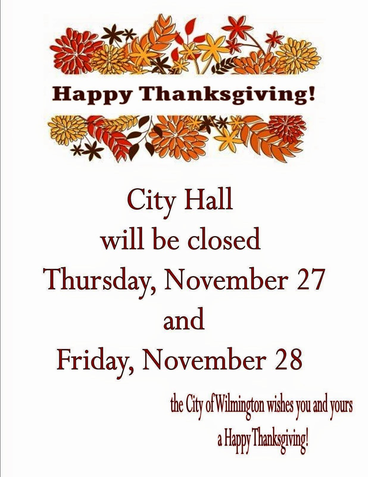 Hours Of Operation Template Microsoft Word Beautiful Business Closed Thanksgiving Sign – Festival Collections
