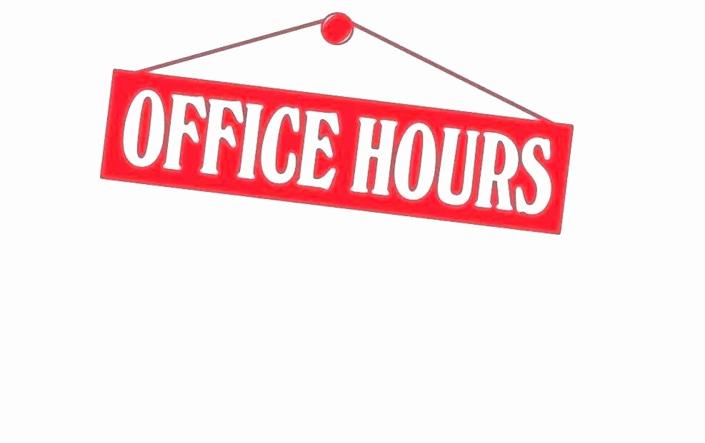 Hours Of Operation Template Word Awesome New Business Hours Sign – Imost