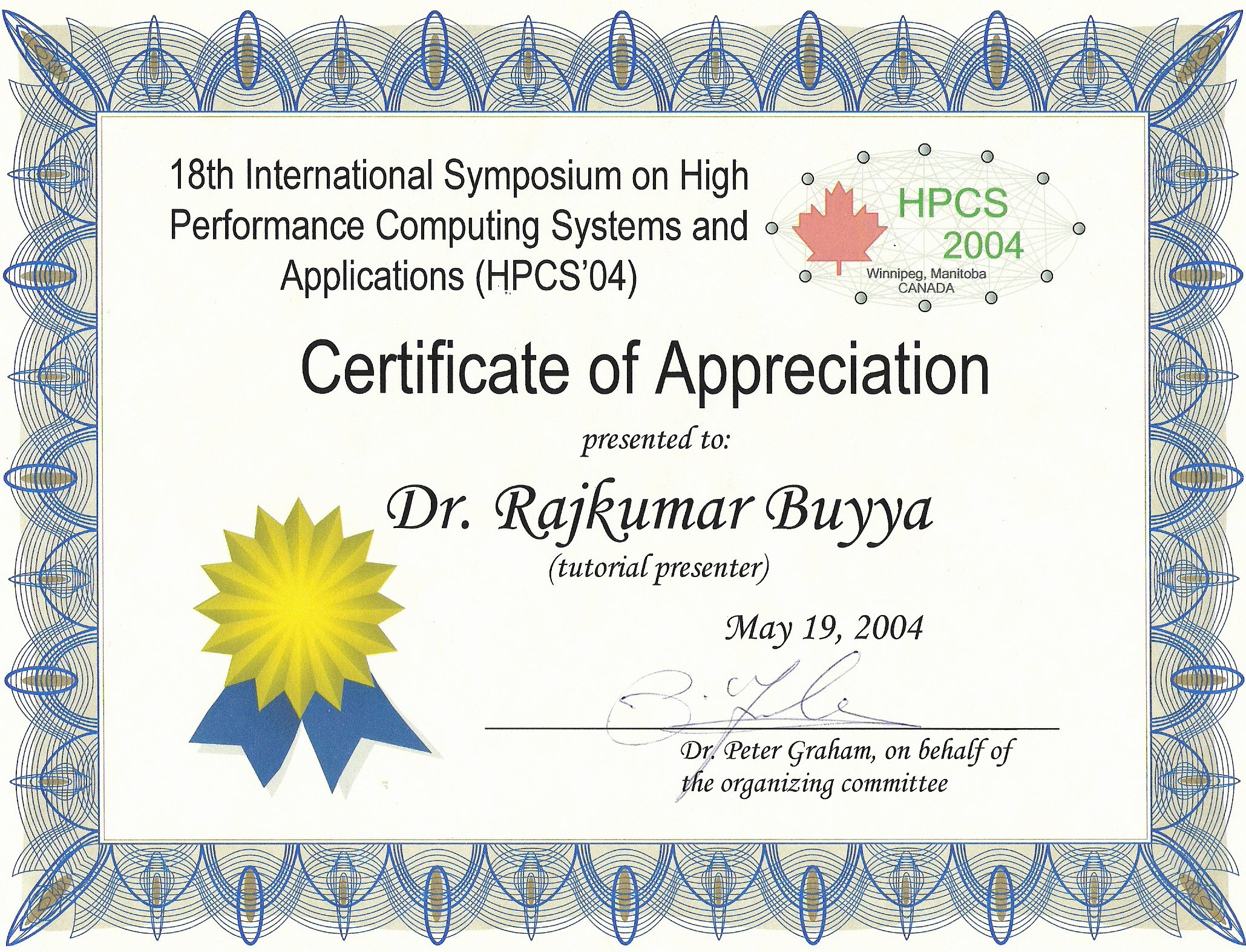 Image Of Certificate Of Appreciation New Example Certificate Appreciation for Guest Speaker