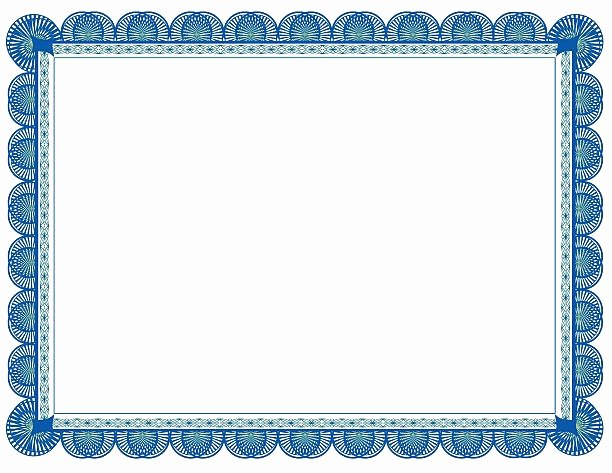 Images Of Certificate Borders Inspirational 12 Awesome Free Certificate Borders Maotme Life