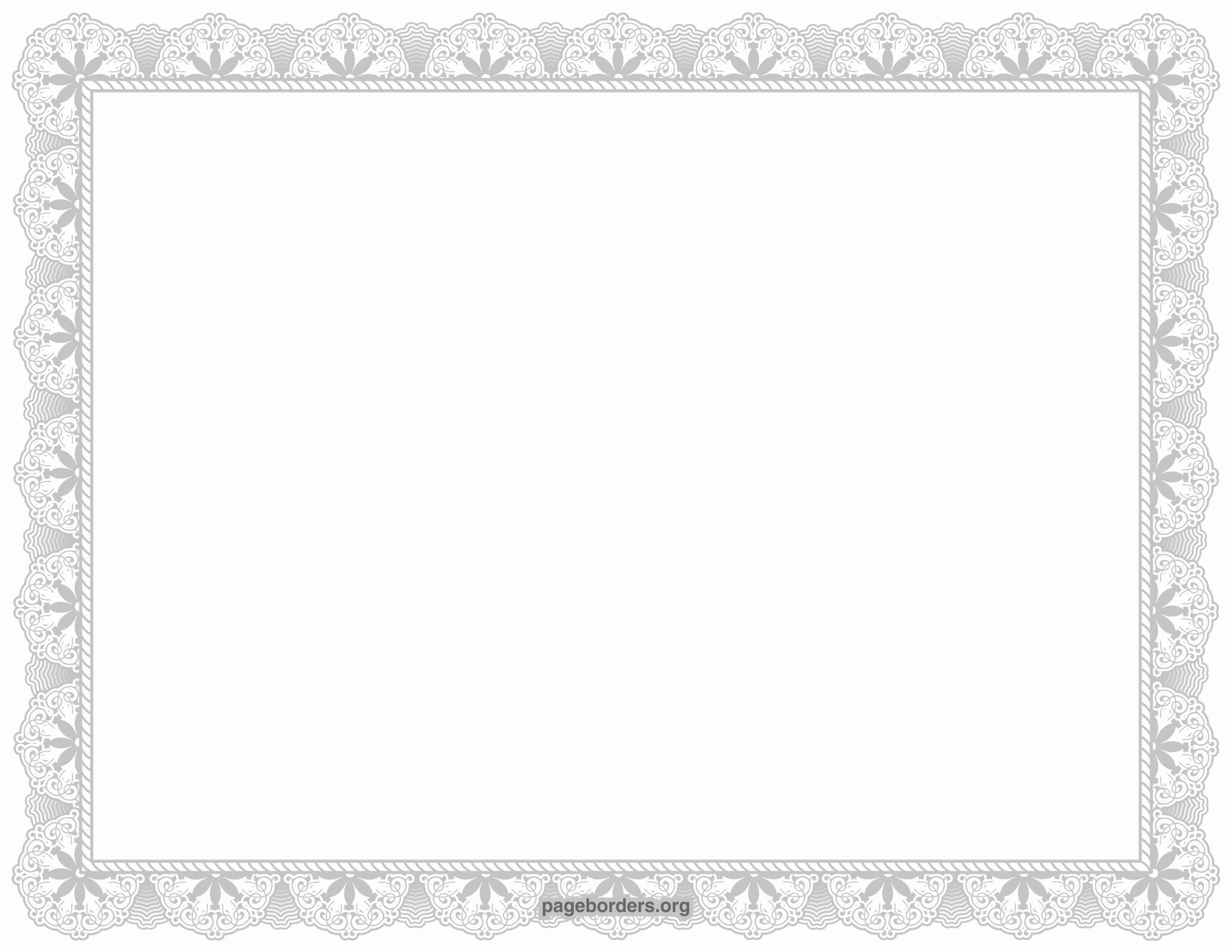 Images Of Certificate Borders Luxury Certificate Boarder Clipart Best