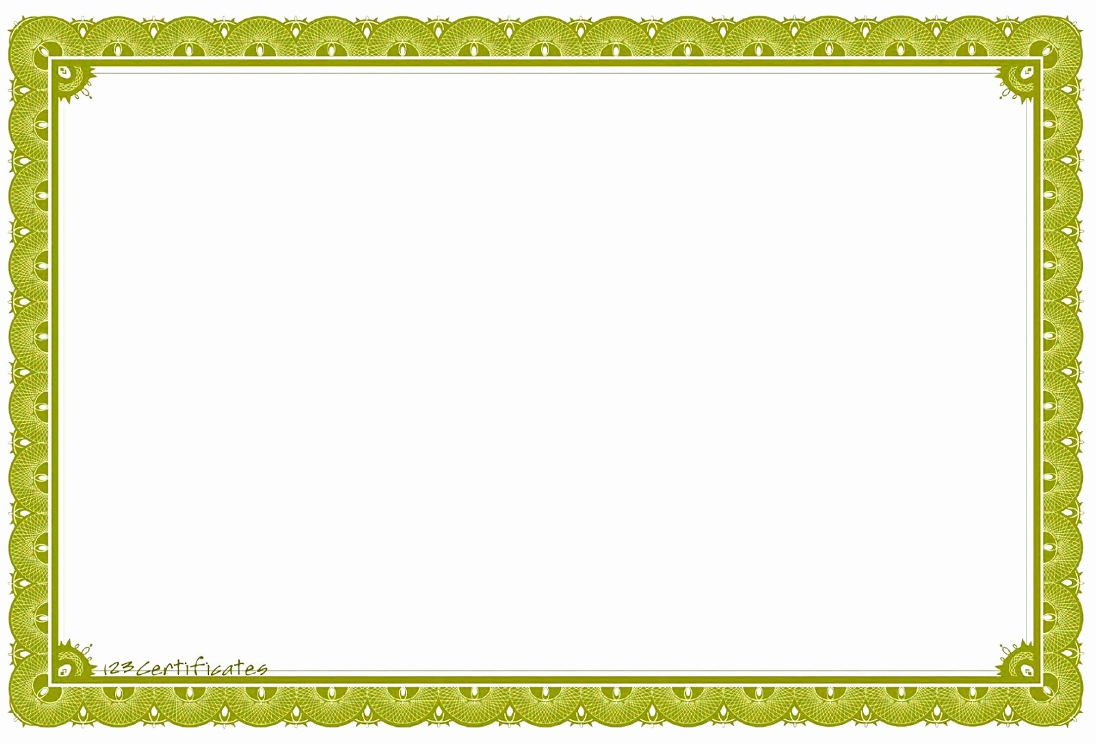Images Of Certificate Borders Luxury Examples Best Certificate Best Certificate Border