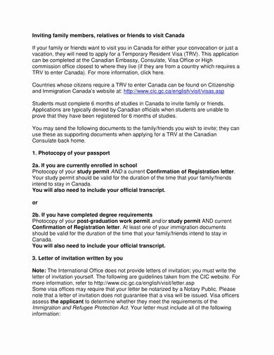 Immigration Letters From Family Members Luxury Free 9 Immigration Reference Letter Samples In Pdf