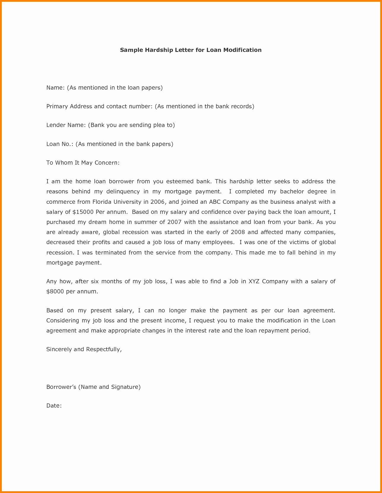 Immigration Pardon Letter Elegant Immigration Hardship Letter
