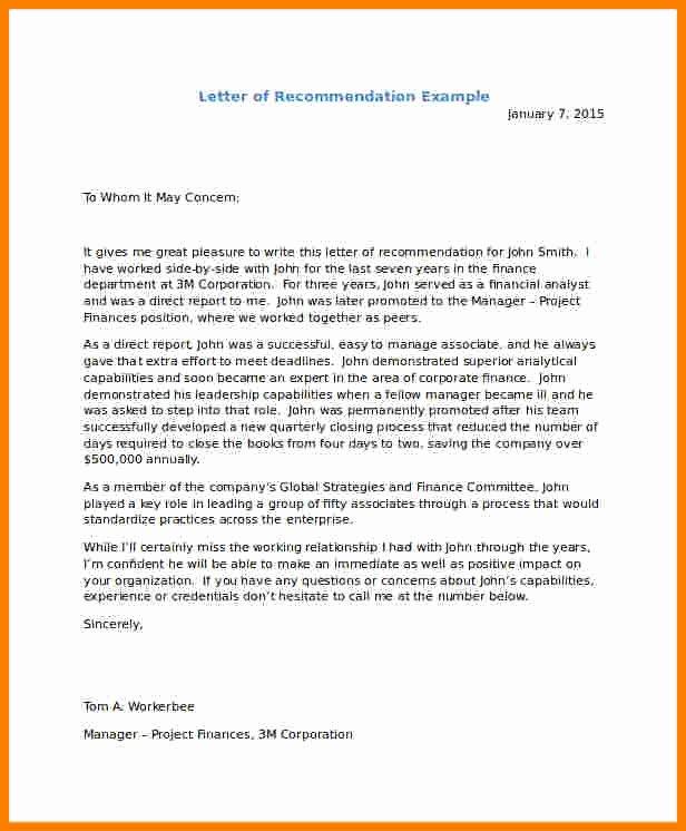 Immigration Support Letter Sample Best Of 9 Immigration Letter Of Support
