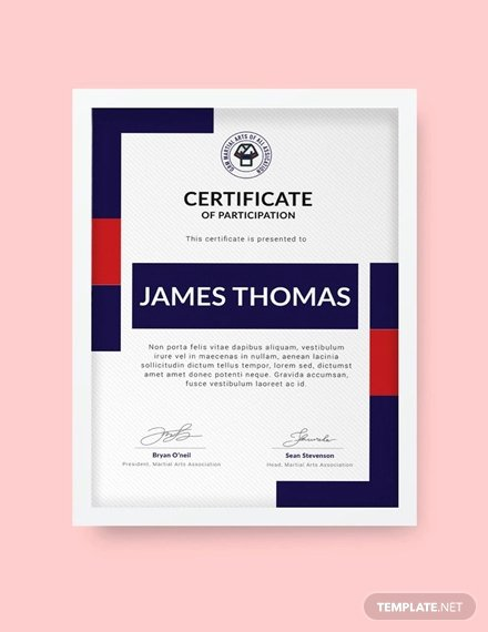 Indesign Certificate Template Free Awesome Free Cheerleader Award Certificate Template Download 282