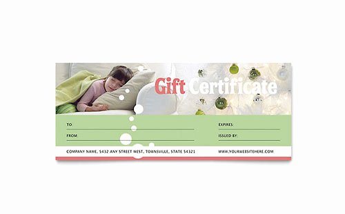 Indesign Gift Certificate Template Beautiful Gift Certificate Templates Indesign Illustrator Publisher