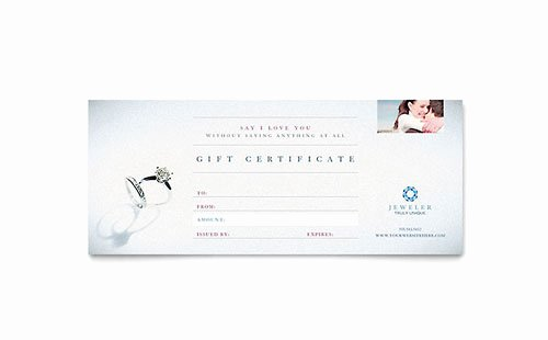 Indesign Gift Certificate Template Inspirational Gift Certificate Templates Indesign Illustrator