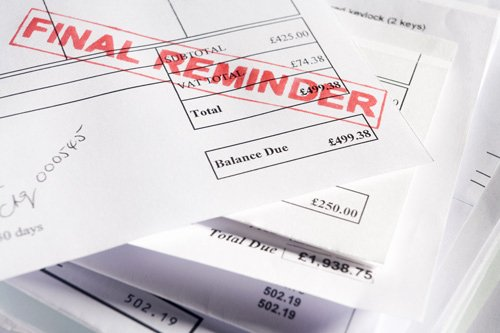 Insolvency Letter to Creditors Template Beautiful Overdue Invoices Jennings Debt Recovery solicitors