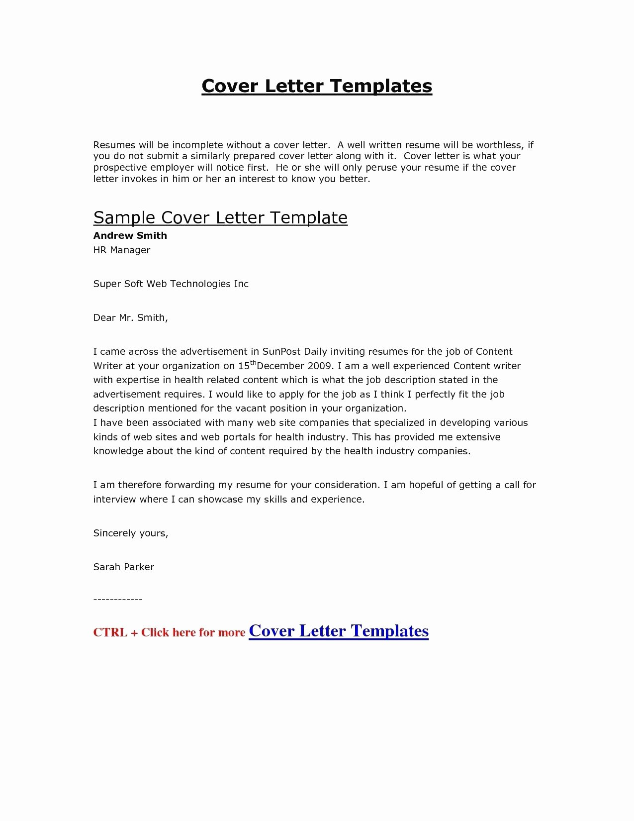 Insolvency Letter to Creditors Template New Relocation Cover Letter Template Free Samples