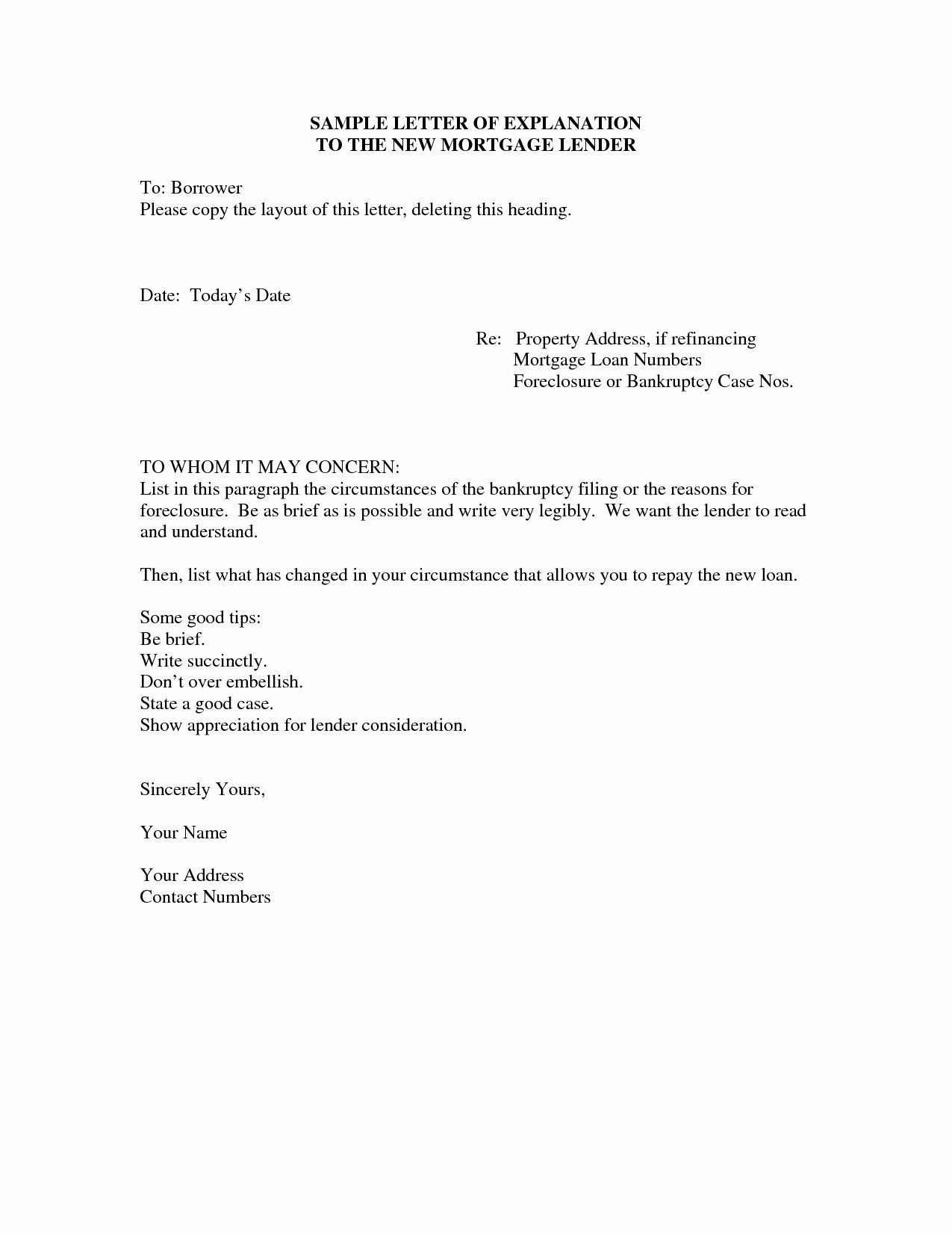 Insolvency Letter to Creditors Template Unique Insolvency Letter to Creditors Template Samples