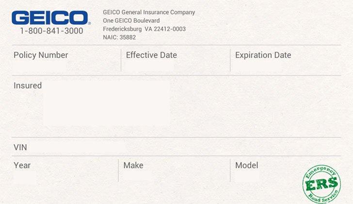 Insurance Card Templates Fresh Free Fake Auto Insurance Card Template