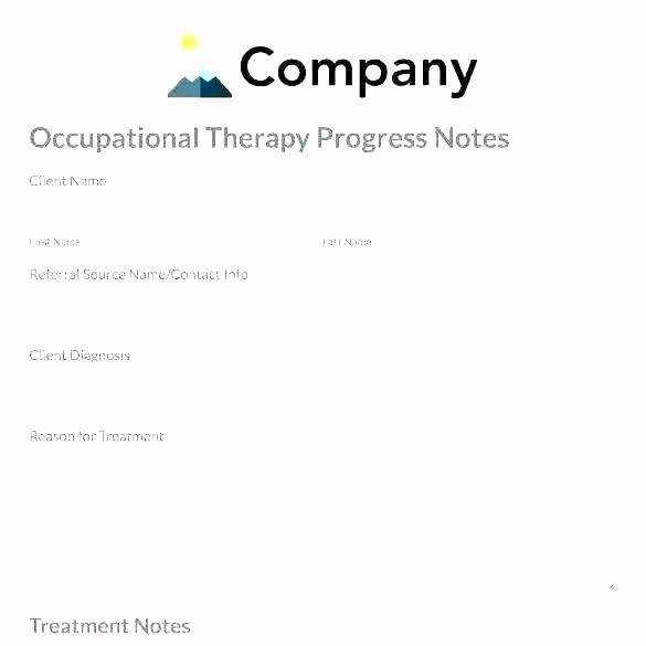Internal Medicine soap Note Template Inspirational Hospital Progress Note Template