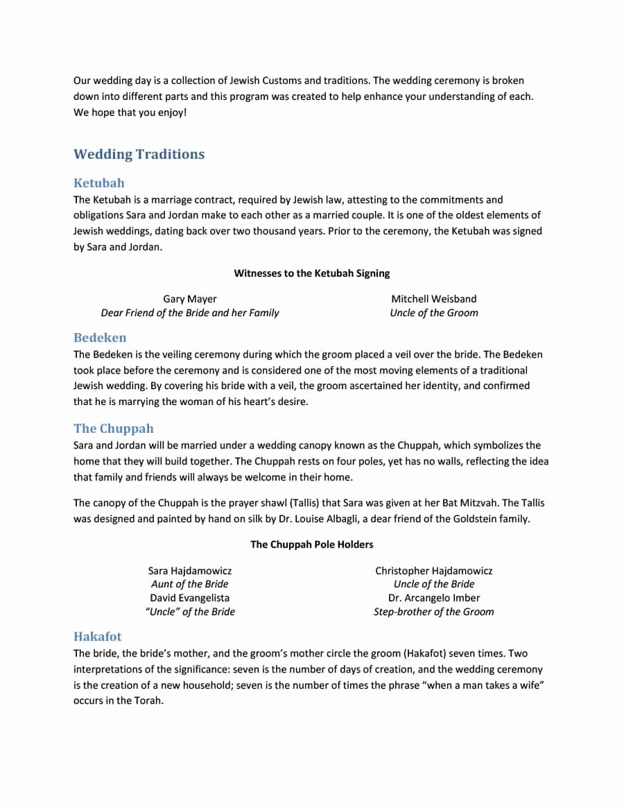 Islamic Marriage Certificate Template Best Of 33 Marriage Contract Templates [standart islamic Jewish