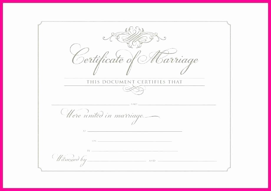 Islamic Marriage Certificate Template Inspirational Amartyasen