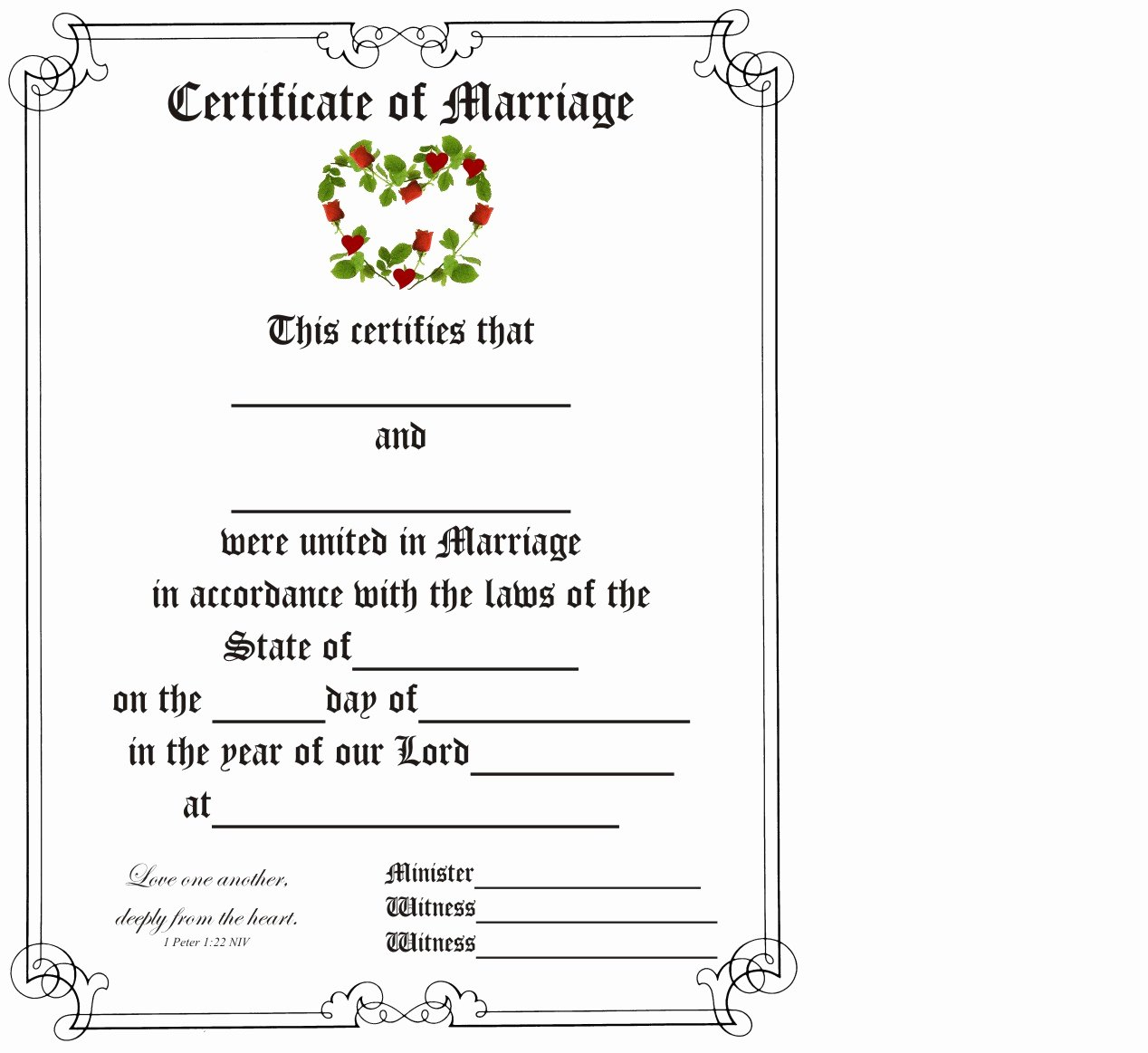 Islamic Marriage Certificate Template Unique islamic Marriage Certificate Sample