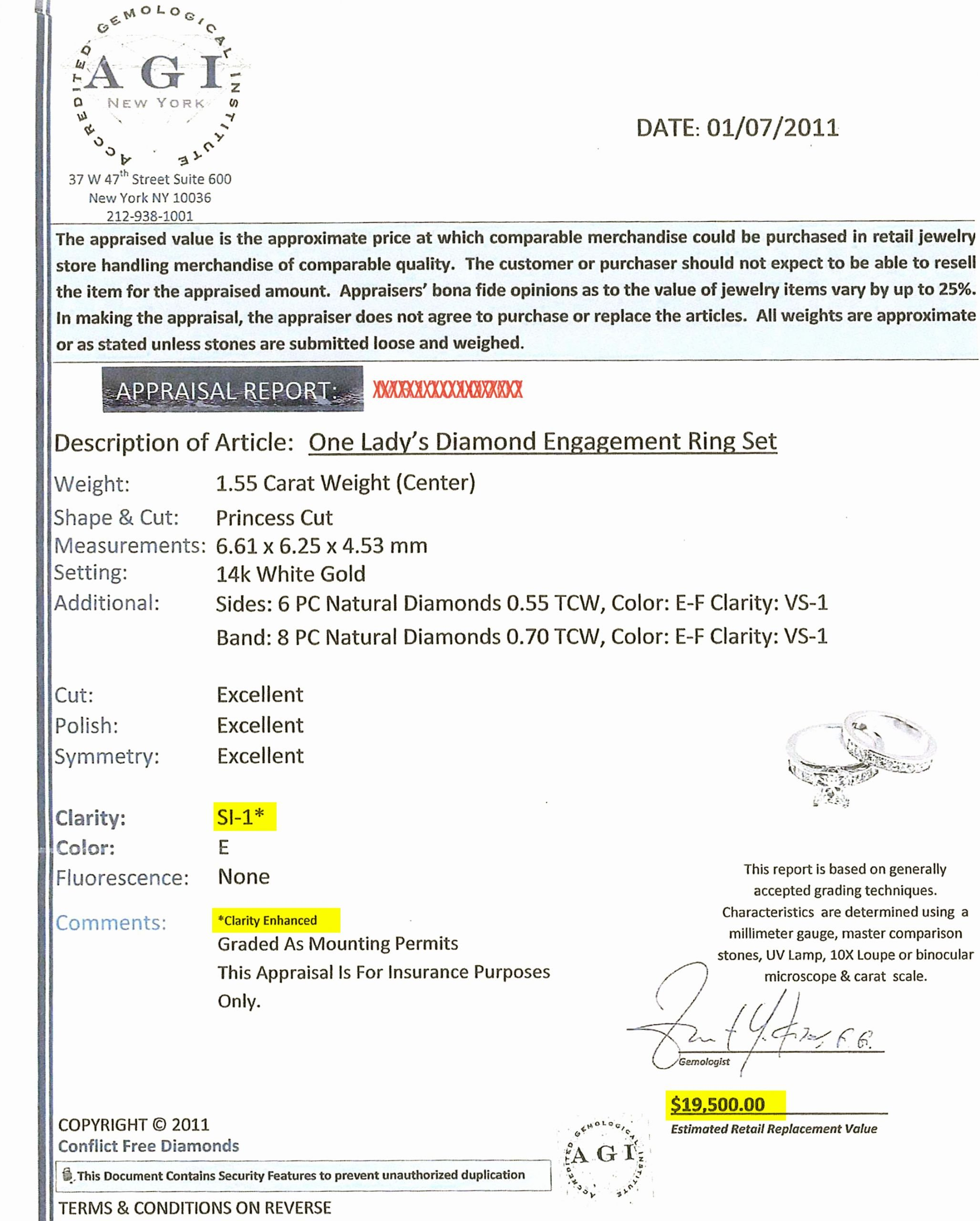 Jewelry Appraisal Certificate Template Awesome Index Of Cdn 23 2002 715