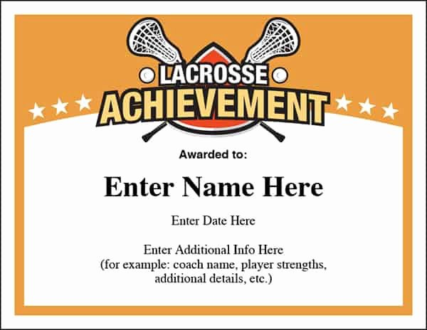 Junior Achievement Certificate Of Achievement Template Beautiful Achieve Sports Feel Good Stories