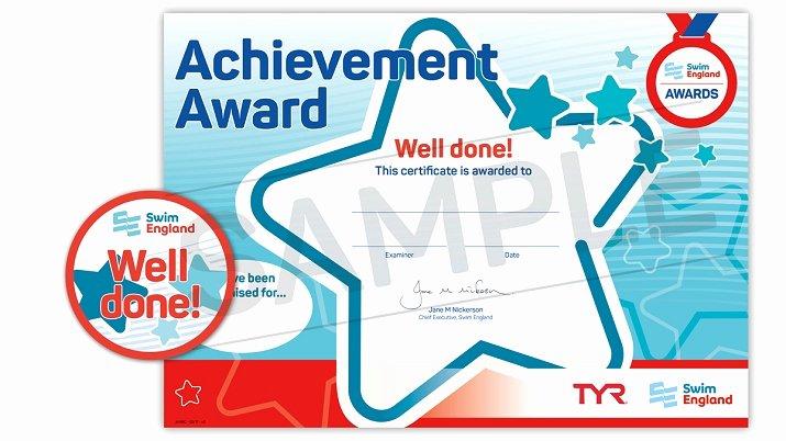 Junior Achievement Certificate Of Achievement Template Lovely Blank Achievement Award