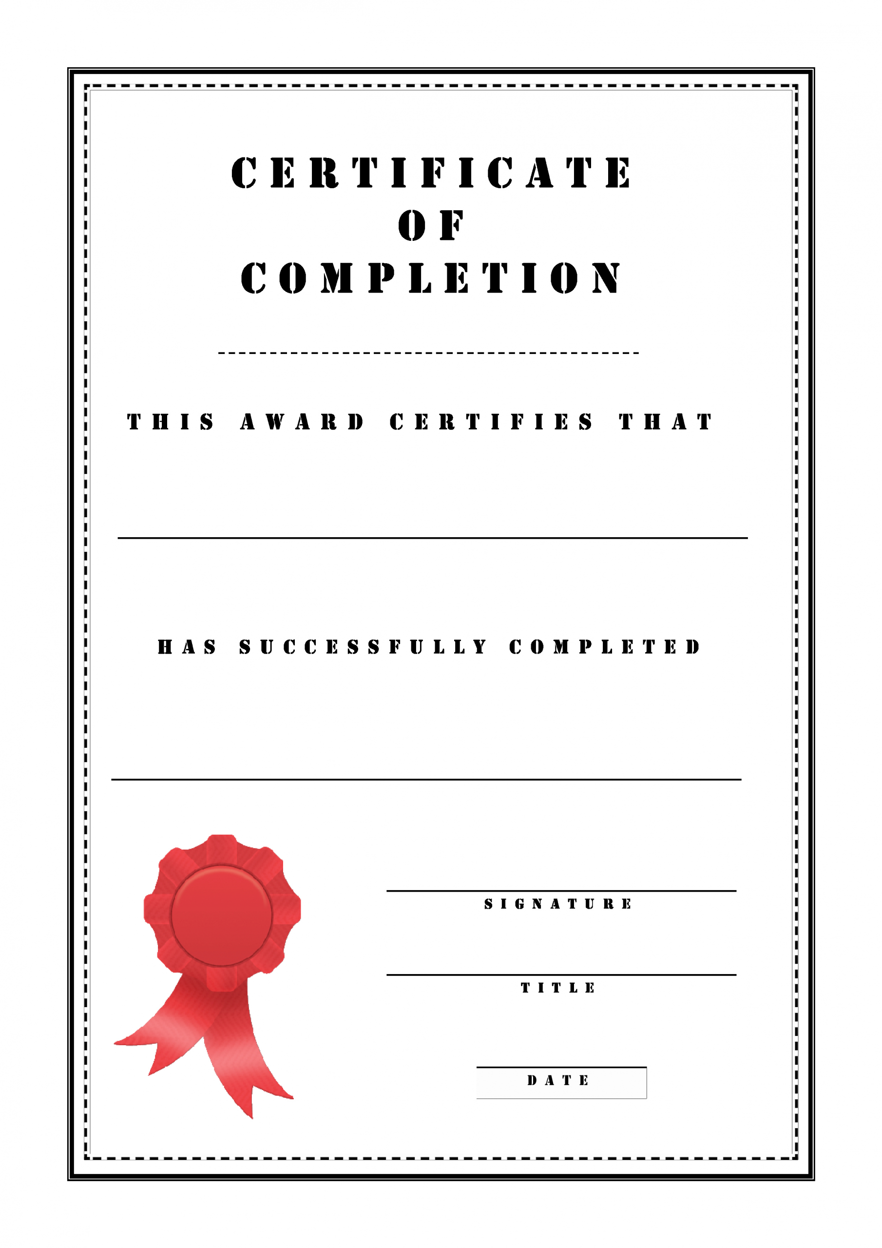 Junior Achievement Certificate Of Achievement Template Lovely Blank Certificate Of Achievement Clipart Images Gallery