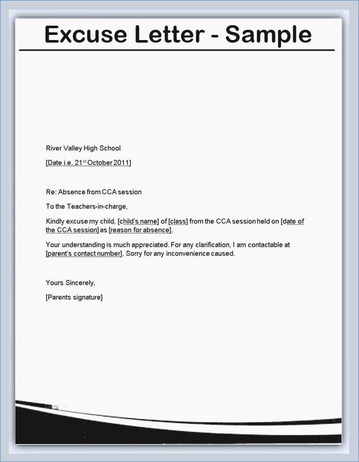 excuse letter to teacher filename