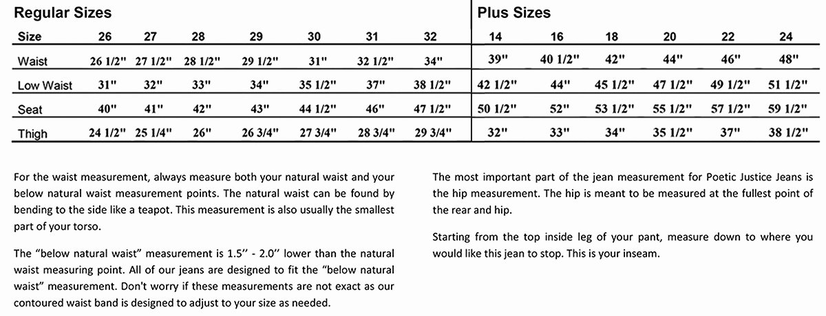 Justice Size Chart Best Of Poetic Justice Plus Size Curvy Women S Zip Up Floral Print
