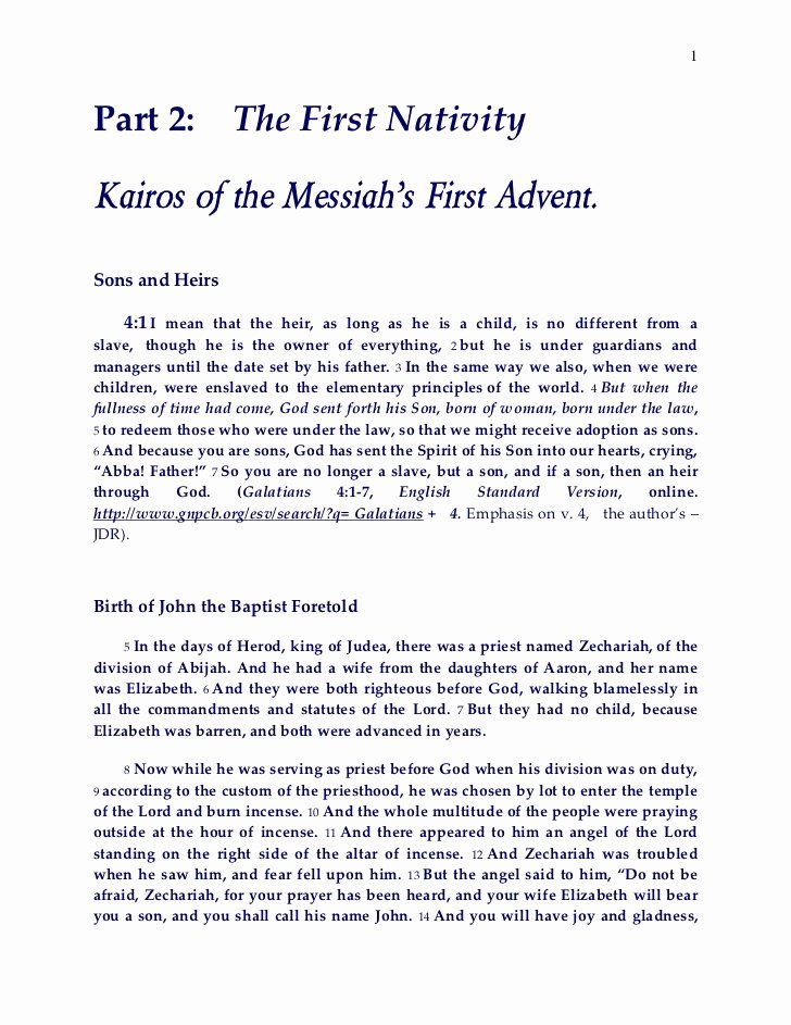 Kairos Letter Examples Elegant Part 2 the Kairos the Messiah R 2