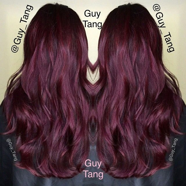 Kenra Demi Color Chart Beautiful Kenra Color 4rr 6r and Red Booster Beautiful Shine and
