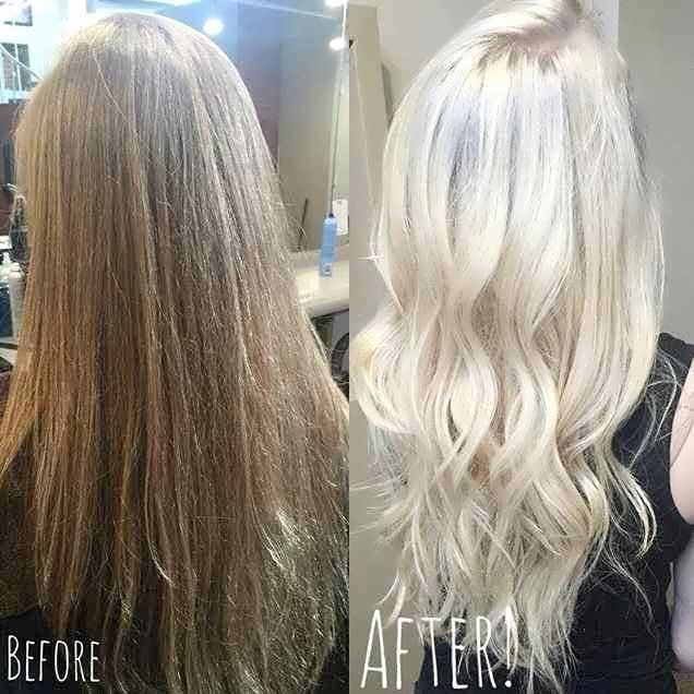 Kenra Demi Color Chart Luxury before attachments Wella Cinnamon Hair Color 3024 4032