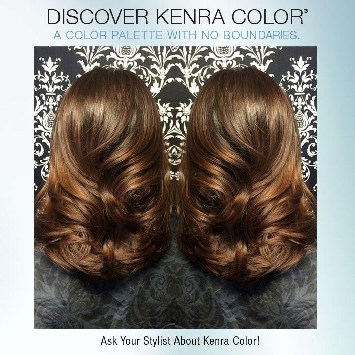 Kenra Demi Color Chart Unique Beautiful Haircolor by Fel Jimenez Using Kenra Color 6bc